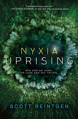Nyxia Uprising (The Nyxia Triad Book 3)