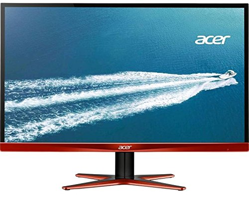Acer LCD Widescreen Monitor, 27in Display, WQHD Screen, Free Sync, 1 ms, LED (Renewed)