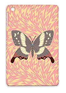 Red TPU Wings Animals Nature Insects Flight Egg Butterfly Larva Moths Pupa For Ipad Mini Durable Butterfly Protective Hard Case