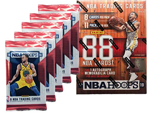 2018-19 Hoops Factory Sealed Basketball Cards w/ 1 Autograph OR Memorabilia Card Per Box!!