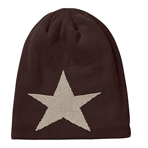 Jersey 2 Star Chocolate Uni Brandit Unisex Beanie of Pack SqYER