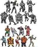 """Zombie Planet 1.5"""" Mini Tiny Figures Figurines"""