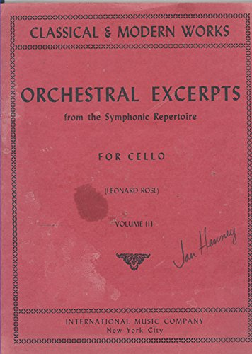 Orchestral...