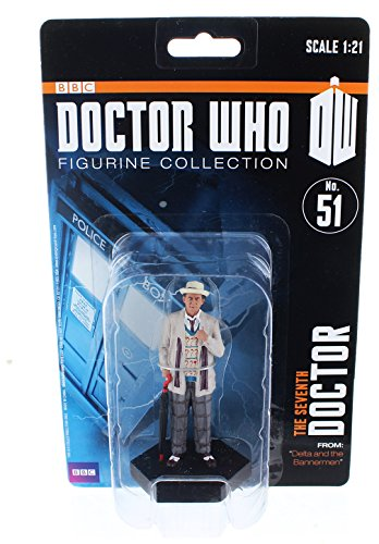 Doctor Who The 7th Doctor #50 Collector Figure (Doctor Who Figurine Collection)