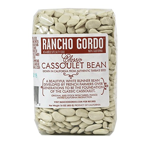 Rancho Gordo California Cassoulet Bean (1lb bag)