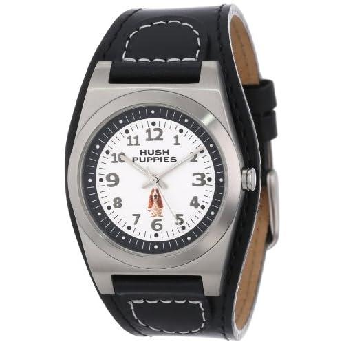 Hush Puppies Men's HP.3115M00.2506 Cuff 3 Hand Minute Track Watch