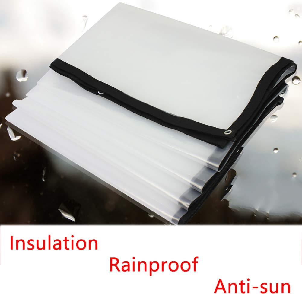 JNYZQ Transparente Plane mit Ösen für landwirtschaftliche Betriebe , , , Isolationsplane für Bodenabdeckungen für Außenverkleidung dust Isolierung für Staubschutzkappen für Outdoor-Speicher (120g  ) B07KW1PX8N Zeltplanen St 4e72c8