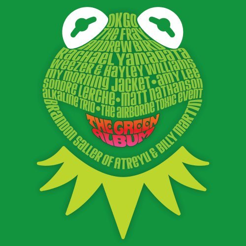 Muppets: The Green Album (The Muppet Show Music Mayhem And More)
