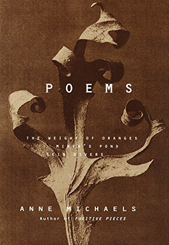 Poems: The Weight of Oranges, Miner's Pond, Skin Divers ()