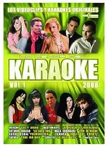 Mejor Del Karaoke 2008 Vol. 1 [DVD]