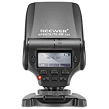 Neewer NW320 TTL LCD Display Flash Speedlite for Sony A7 A7S/A7SII A7R/A7RII A7II NEX6 RX1 RX1R RX10 RX100II HX50 A6000 A6300