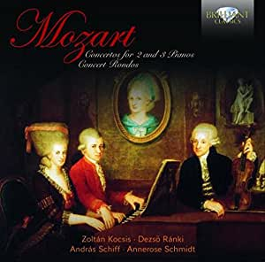 Wolfgang Amadeus Mozart Janos Ferencsik Kurt Masur