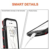 LAMEEKU iPhone 8 Plus Case, iPhone 7 Plus Wallet