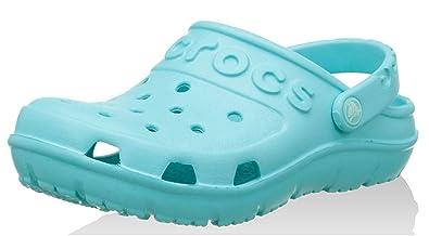 f2607e789 Crocs Hilo Clog Kids Sandals  Amazon.co.uk  Shoes   Bags