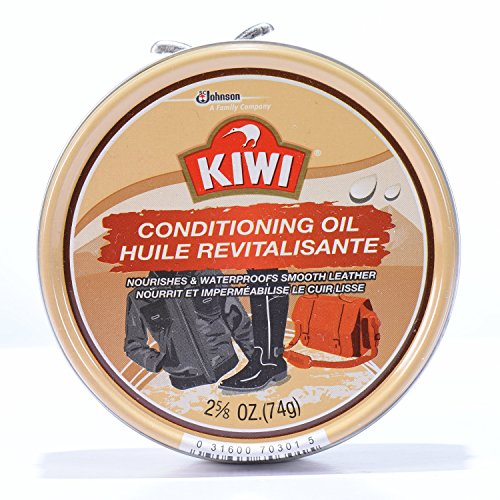 Kiwi Conditioning Oil, 2-5/8 oz (74g) (Conditioner Shoe)