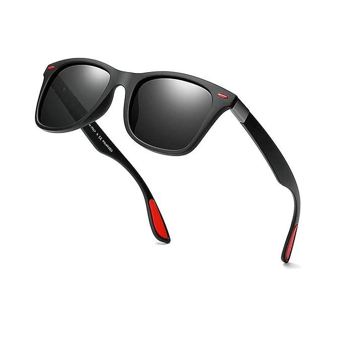 Amazon.com: Myopia - Gafas de sol polarizadas para hombre de ...