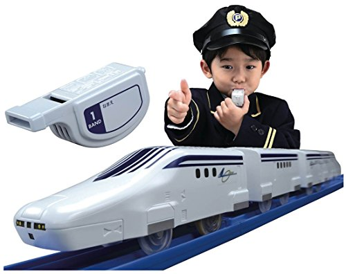 To run in Tomy Plarail flute! Whistle Con superconducting linear L0 system rail set
