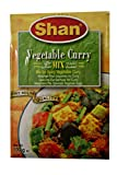 Shan Vegetable Curry Mix (Masala) 100g (Pack of 6)