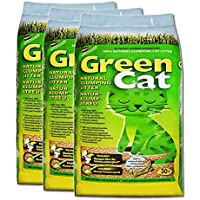 Green Cat Naturalna kota, 3 x 30 l (90 l)