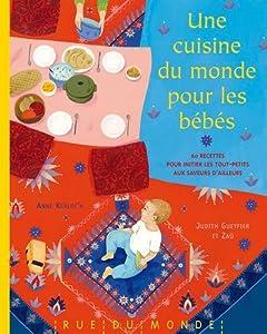 """Afficher """"Une cuisine du monde pour les bébés"""""""