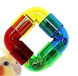 Bonka Bird Toys 00906 Rattler Ring Foot Talon Toy