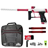 GI Sportz Stealth Paintball Marker - Silver/Red