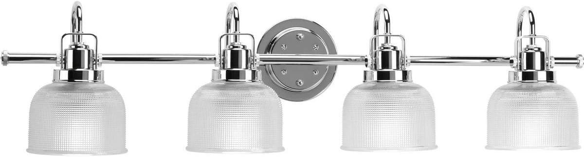 Progress Lighting P2997-15 Med Bath Bracket, 4-100-watt