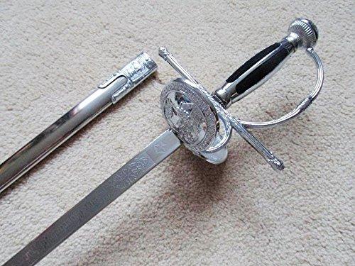 XOTE RAPIER RENAISSANCE SPANISH MUSKETEER FENCING SWORD 36