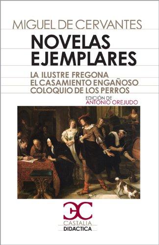 Novelas ejemplares II .