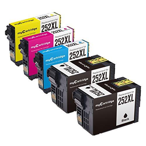 Era Remanufactured Ink Cartridge for EPSON 252XL T252XL High
