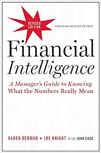 pdf download Financial Intelligence, Revised Edition: A Manager's