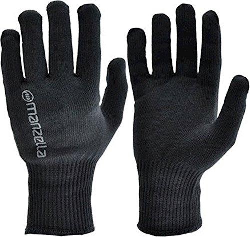 Manzella Liner Glove - Manzella Polyester/Lycra Spandex Liner Gloves - Women's