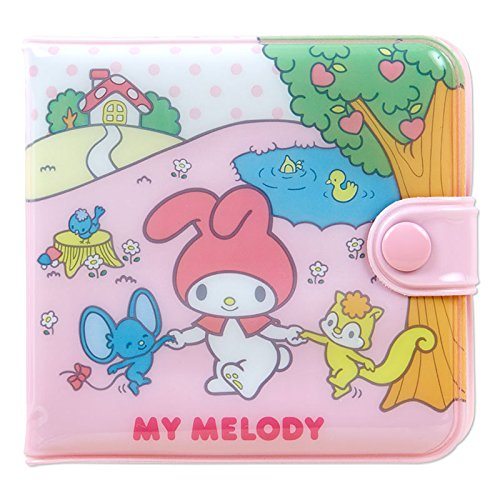 My Melody vinyl wallet
