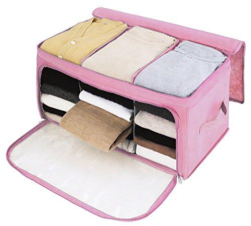 Clothes Quilt Bedding Storage Box - - 8