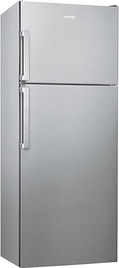 Smeg FD43PXNF4 Independiente 432L A+ Acero inoxidable nevera y ...