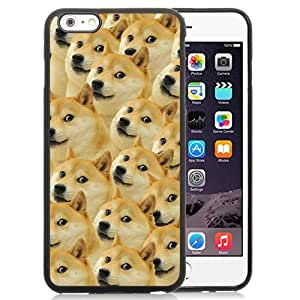 Doge Durable High Quality iPhone 6 Plus 5.5 TPU Phone Case