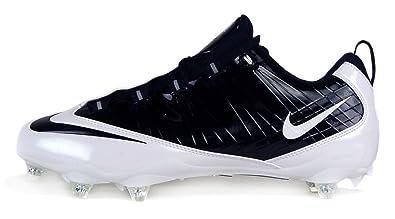 ca92e7e155b28 Nike Zoom Vapor Fly D Men s Detachable Football Cleats (9) Black Black-