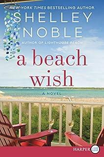 Book Cover: A Beach Wish: A Novel