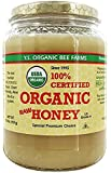 YS Organic Bee Farms CERTIFIED ORGANIC RAW HONEY 100% 1Pack (32 oz Each ) Rgklsw