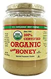YS Organic Bee Farms CERTIFIED ORGANIC RAW HONEY 100% 1Pack (32 oz...