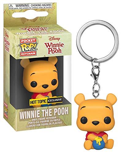 Winnie The Pooh Winnie The Pooh Pocket Pop! Unisex ¡Funko Pocket Pop! Standard, Vini