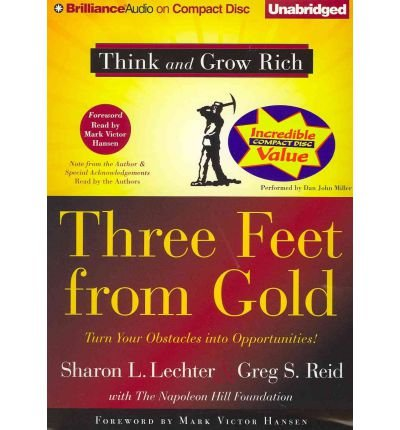 three feet from gold audio book - 3