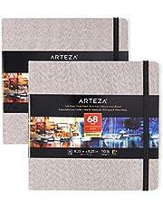 Arteza Watercolor Books