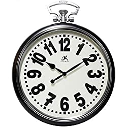 Infinity Instruments Broadway Wall Clock