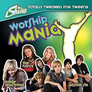 Paige Armstrong, Rubyz, Mission Six - iShine Worship Mania: Totally