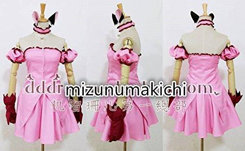 「ノーブランド品」東京ミュウミュウ 桃宮 いちご 風 コスプレ衣装
