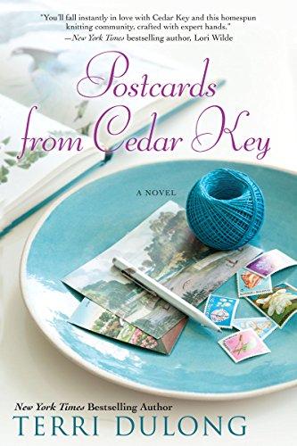 Postcards from Cedar Key cover