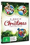 3 Movie Christmas Collection: An All Dogs Christmas Carol, Ice Age Mammoth Christmas, Christmas Carol, The Movie