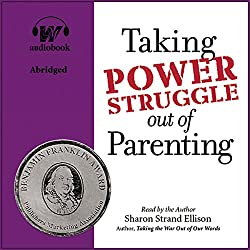 Taking Power Struggle Out of Parenting
