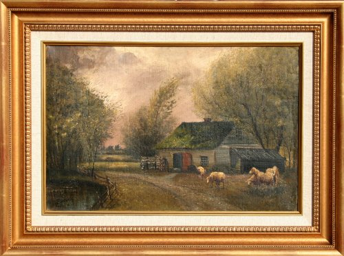 Pastoral Landscape I ()
